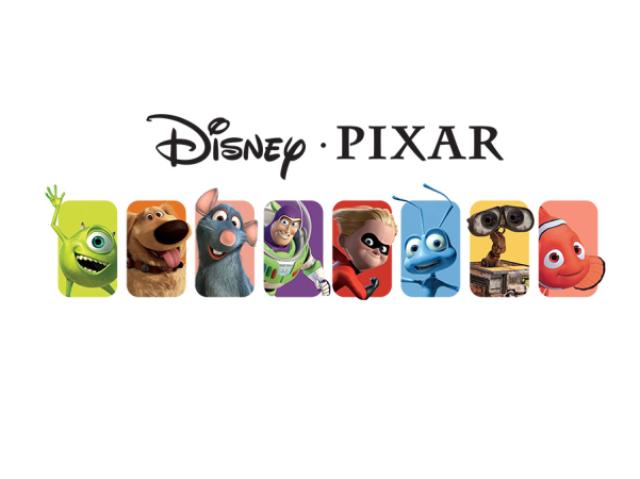 Qual o Melhor Filme da Disney/Pixar?