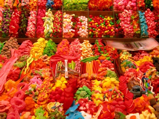 Crie uma fábrica de doce fantástica