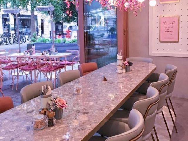 Como vai ser a sua cafeteria? ☕