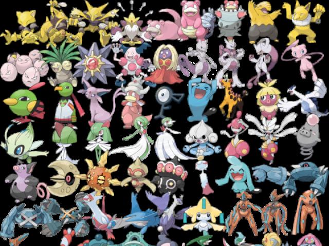 Que Pokémon psíquico você seria?