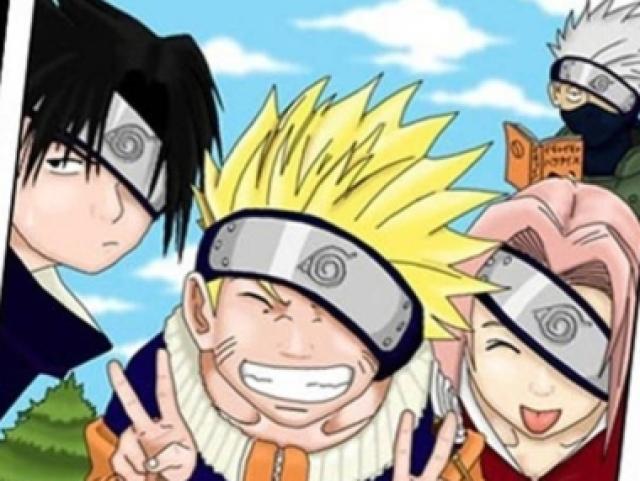 Você conhece mesmo Naruto clássico?