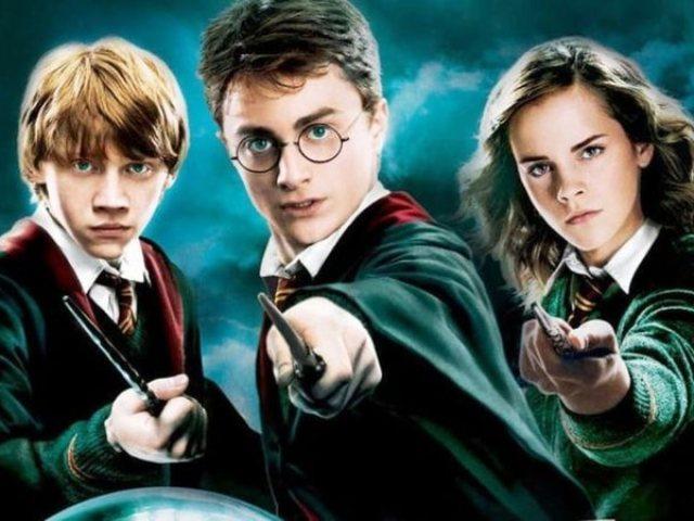 Harry Potter- quiz