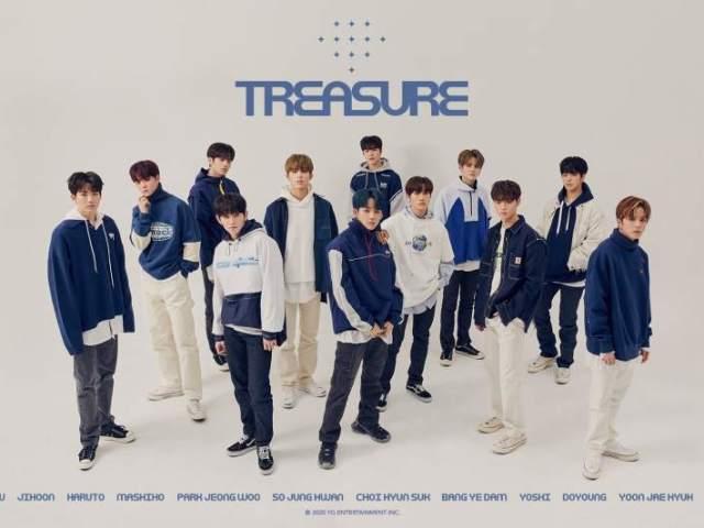 Quem é o seu soulmate em Treasure?