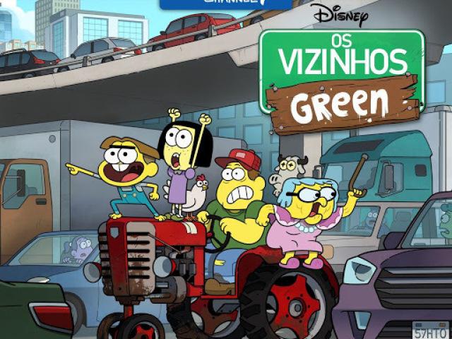 Você realmente conhece Os Vizinhos Green?
