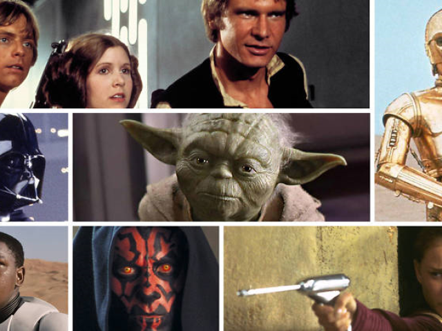 Você conhece Star Wars?