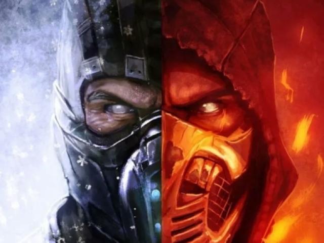 Rivalidade entre Scorpion e Subzero