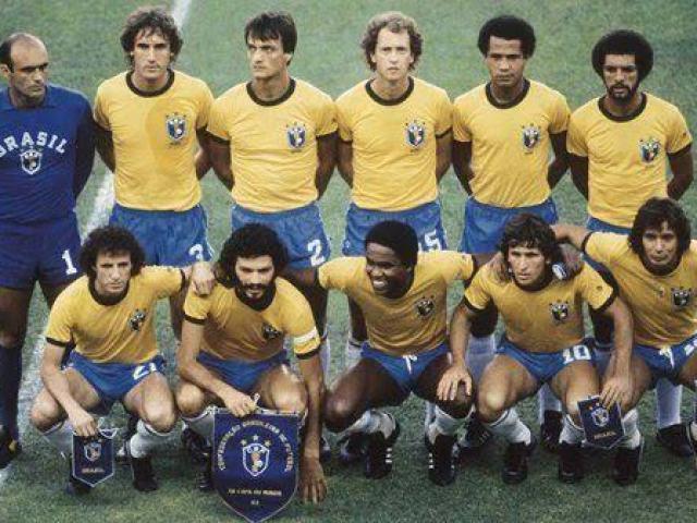 Você conhece a história da seleção brasileira? (Nível Hard de verdade)
