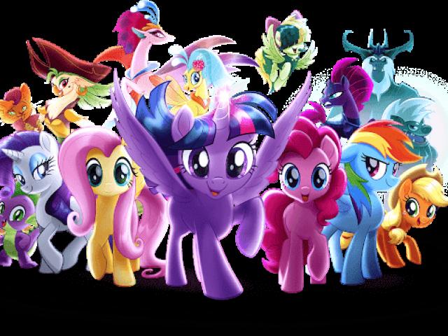 Qual personagem de My Little Pony você é?