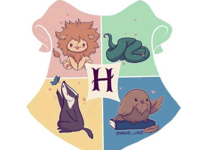 Descubra a sua casa de Hogwarts