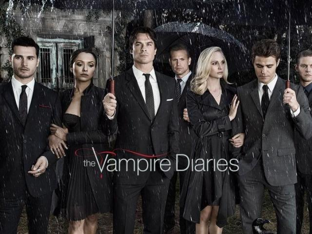 Que personagem de The vampire diaries você seria?