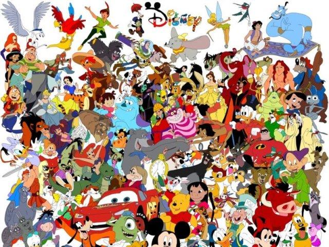 Que personagem da Disney você é?