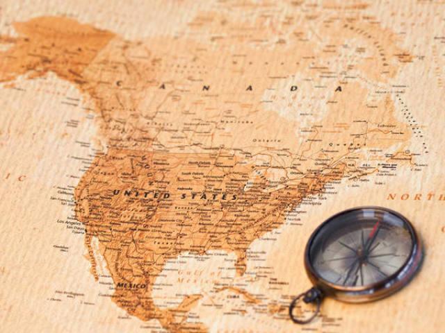 Você consegue passar nesse teste do mapa das Américas?