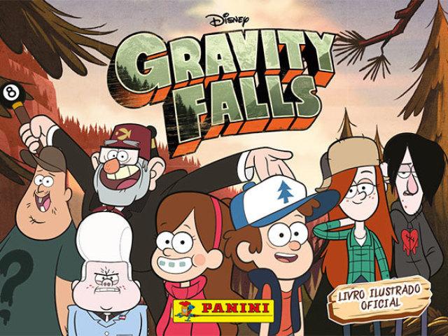 Você é mesmo fã de Gravity Falls? (Autualizado)