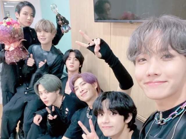 Você conhece os membros do BTS pela parte do corpo?
