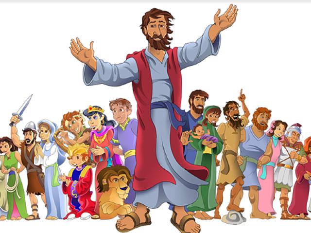 Personagens da Bíblia