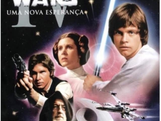 Você é fã de Star Wars?