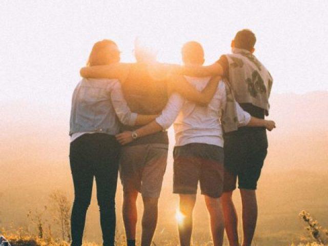 Quiz sobre a nossa amizade