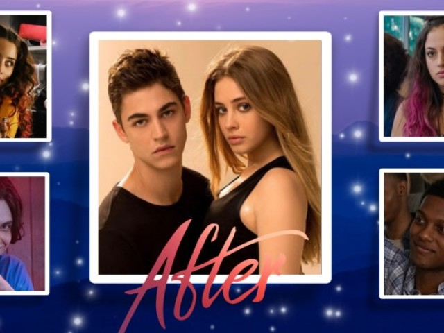 After - Com quem de After mais te pareces? 💜