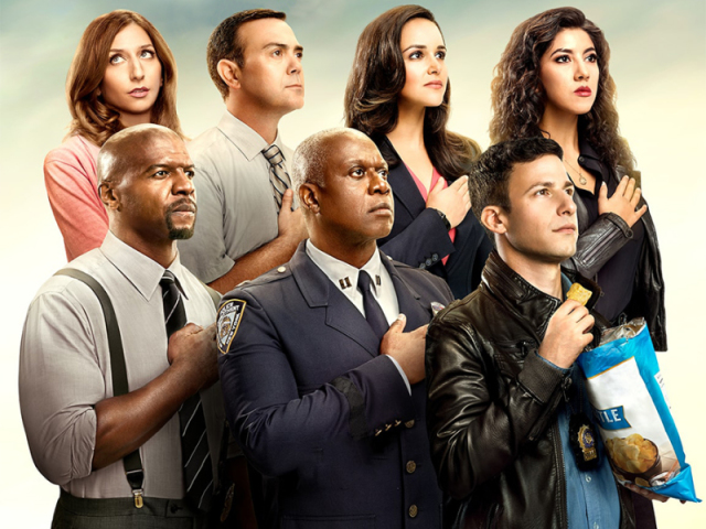 Que personagem de Brooklyn Nine-Nine eu sou?
