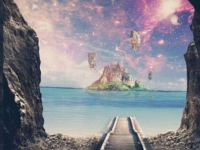 Crie um mundo de fantasia!