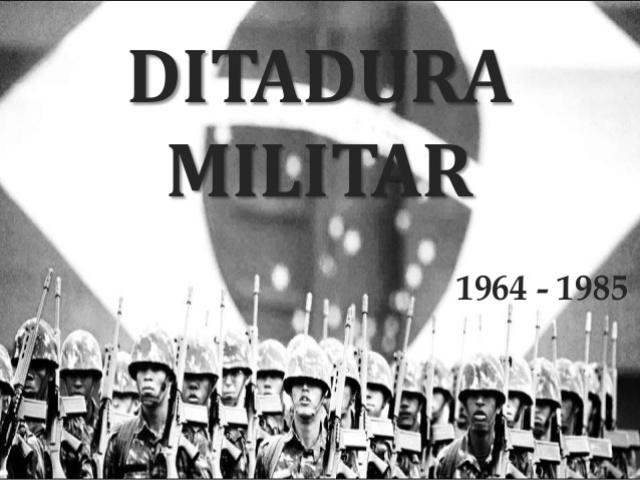 Quiz sobre a Ditadura Militar