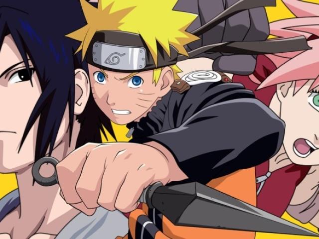 Você conhece Naruto? 20 perguntas