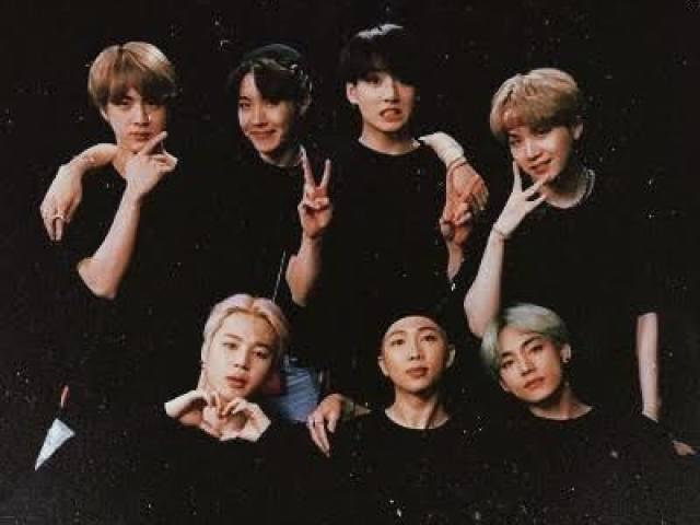 Com quem do BTS você iria viver um amor?