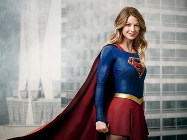 Quiz da série Supergirl