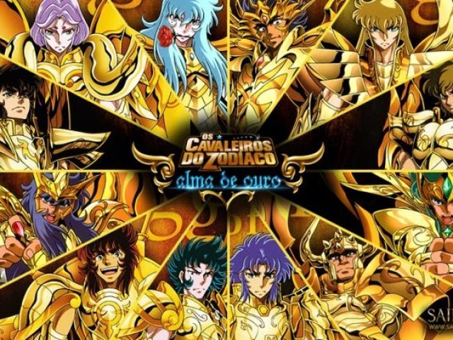 Qual dos 12 Cavaleiros de Ouro você seria?