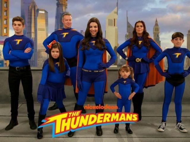 Você conhece The Thundermans?