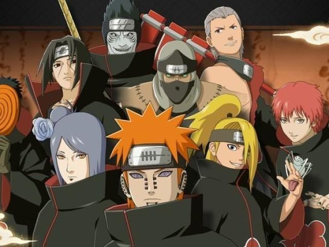 Qual vilão de Naruto você é?