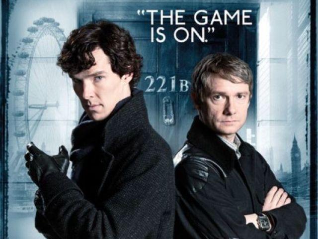 Quem você seria em Sherlock?