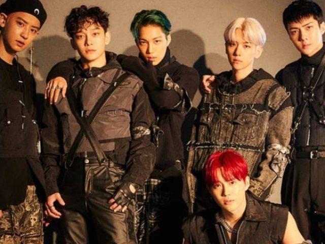 Monte a sua festa em casa e descubra quem EXO iria!