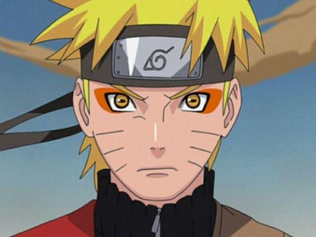 Será que você conhece Naruto?