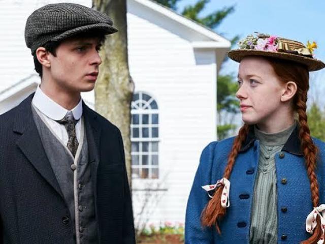 Quem seria seu par romântico masculino em Anne with an E?