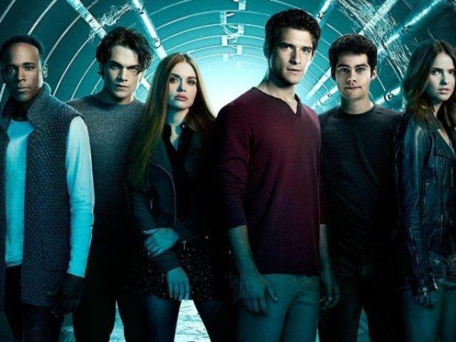 Quem seria seu par em Teen Wolf?