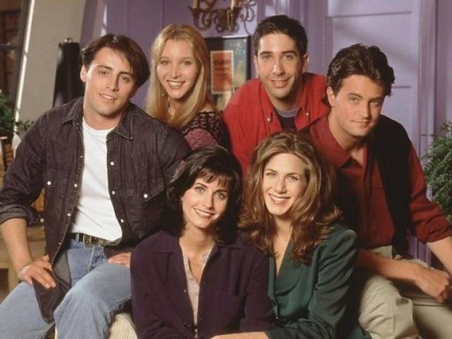 Quem você seria em Friends?