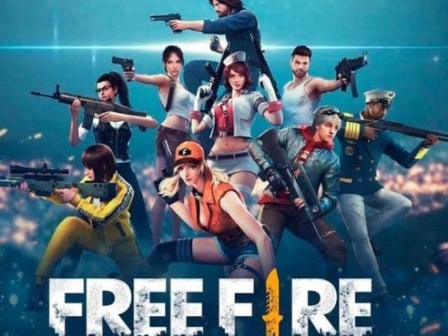 Você conhece o Free Fire?
