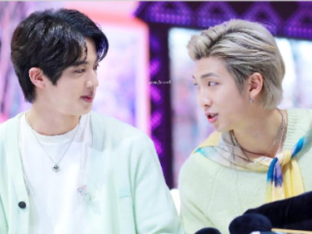 Para você , Namjin é real?