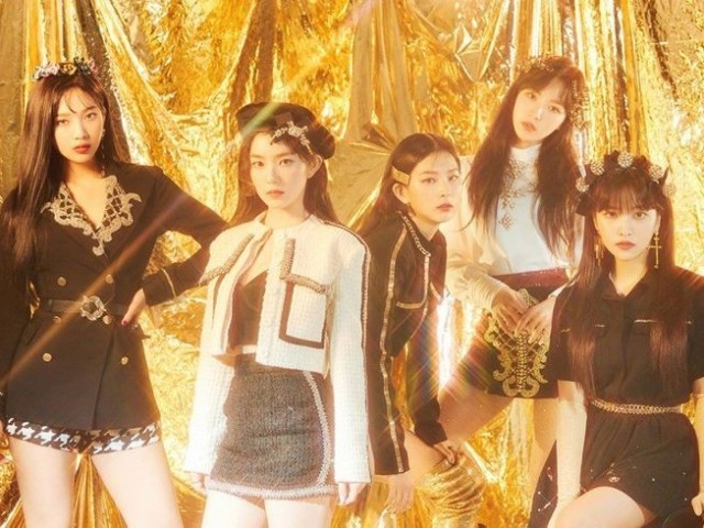 ♡Quem você seria do Red Velvet?』