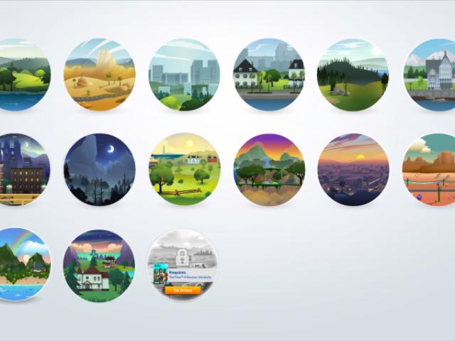 Em qual mundo você moraria no The Sims 4?
