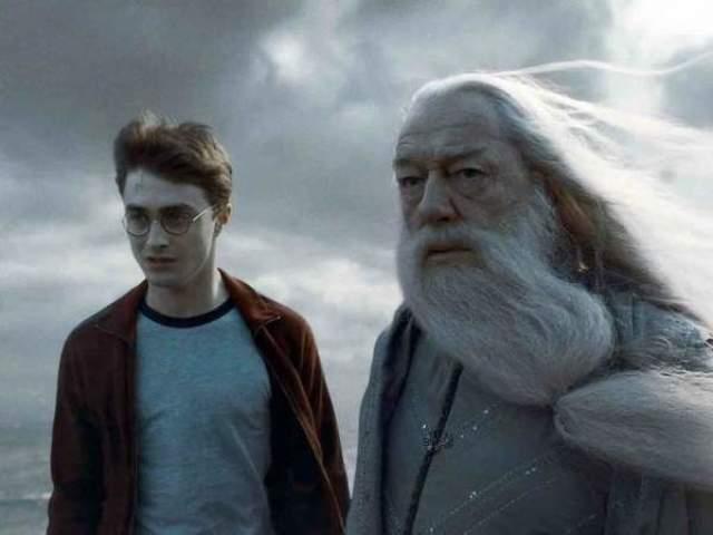 Descubra qual frase de Dumbledore te representa - HP
