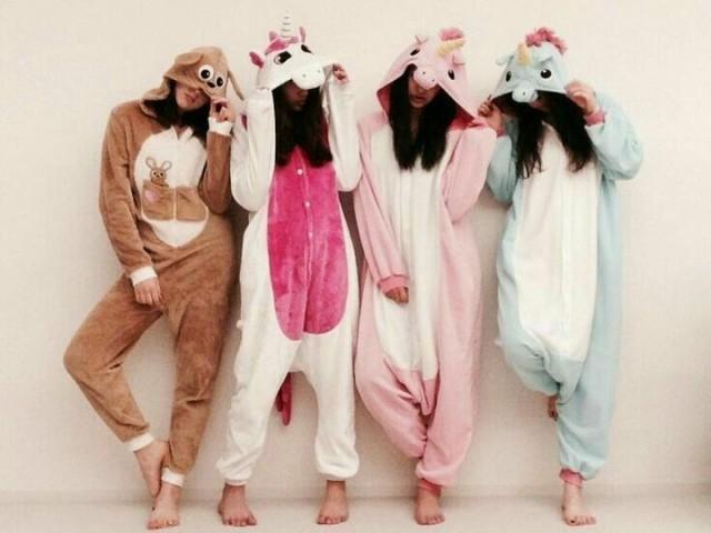 Qual seria o tipo da sua festa do pijama?