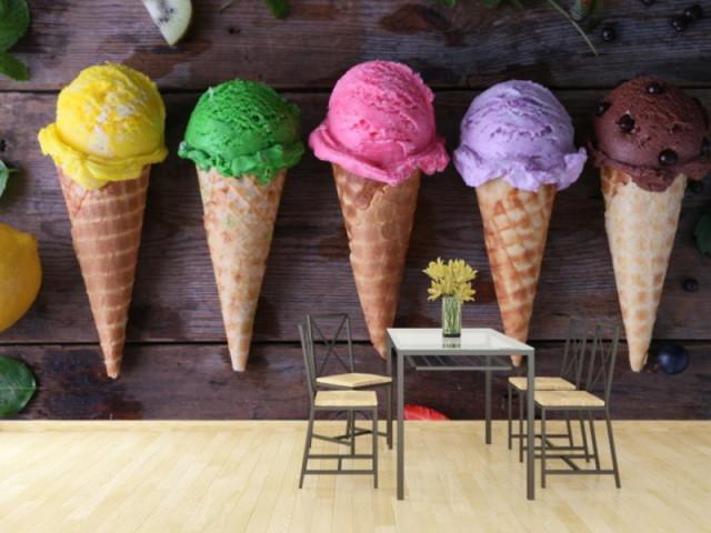 Monte seu sorvete! 🍦🤍