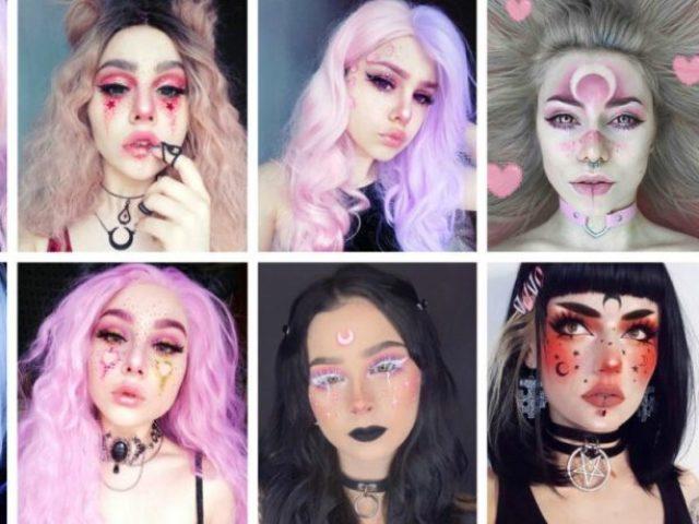 Você é mais Tumblr, E-girl ou Kawaii?