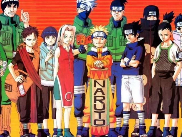Você conhece bem Naruto?
