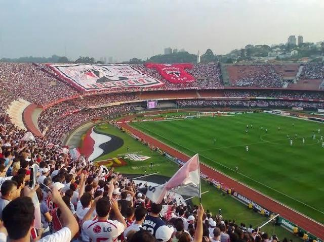 Quanto você conhece sobre os estádios do mundo?