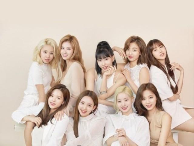 Qual K-idol feminina você seria?