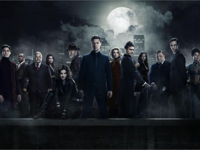 Quem seria seu par vilão (masculino) de Gotham?