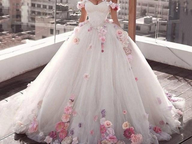 💙Como será seu vestido de casamento?💙